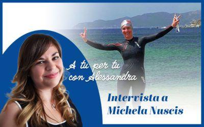 Michela Nuscis: la nuotatice sorda che in acqua ha trovato sé stessa