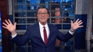 Stephen-Colbert sordo