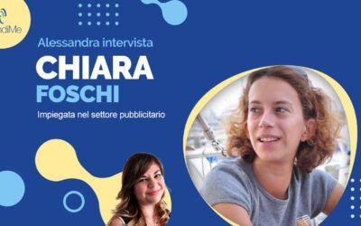 Intervista a Chiara Foschi: impiegata e divoratrice seriale di libri