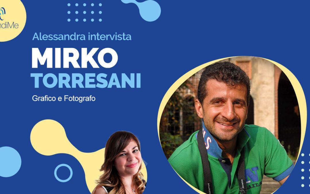 Intervista a Mirko Torresani: grafico e fotografo