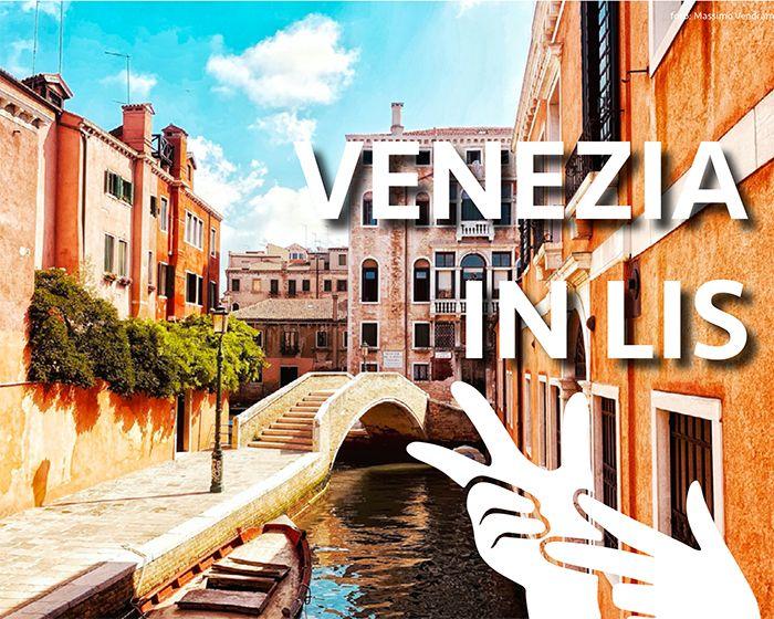 A Venezia un gruppo di guide turistiche racconta in LIS i tesori della città