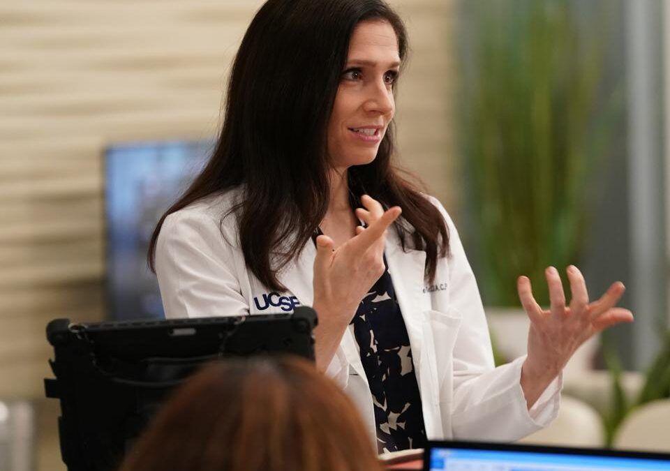 Shoshannah Stern, la dottoressa sorda di Grey's Anatomy