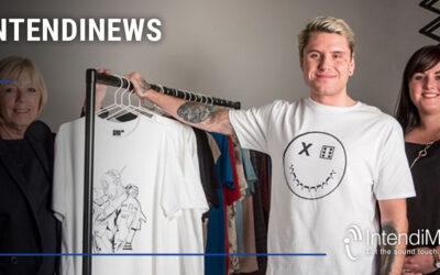 """""""Deaf Identity"""", il brand di abbigliamento dello youtuber sordo Luke Christian"""